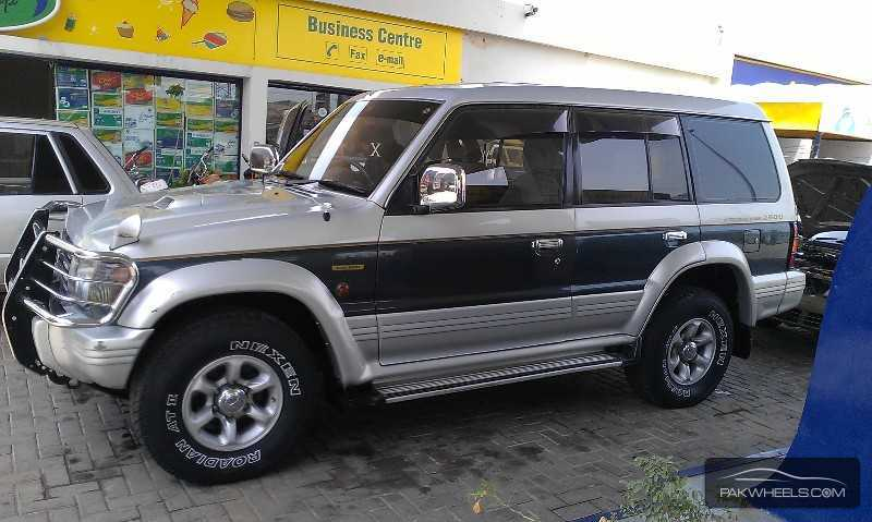 Mitsubishi Pajero Exceed 2 8d 1994 For Sale In Multan