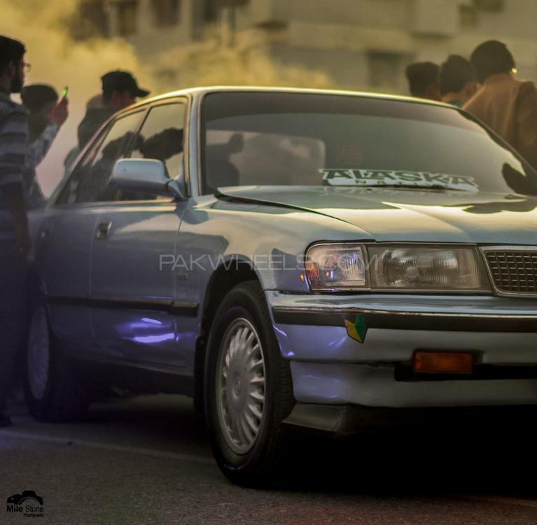 Toyota Cressida - 1990  Image-1