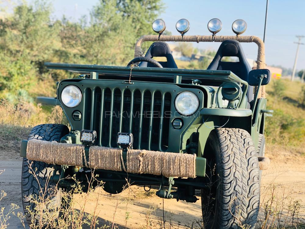 Willys M38 1952 Image-1