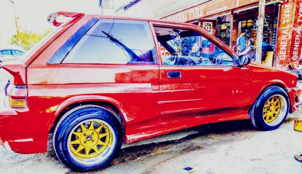 Toyota Tercel - 1999  Image-1