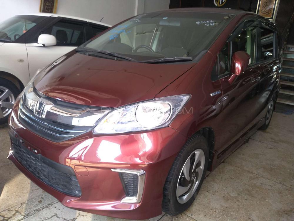 Honda Freed + Hybrid B 2014 Image-1