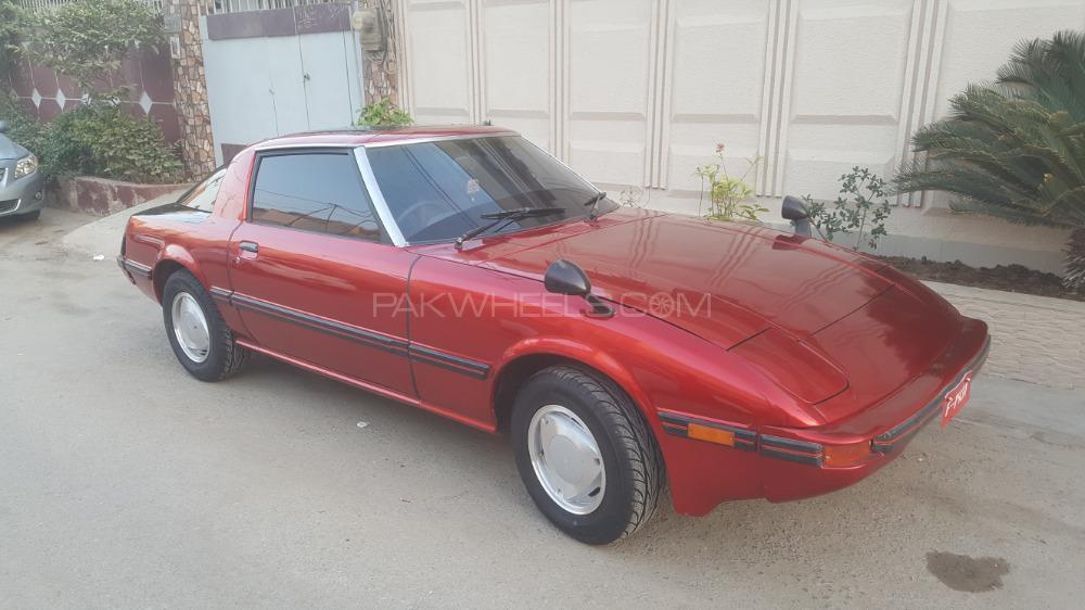Mazda Rx7 - 1980  Image-1