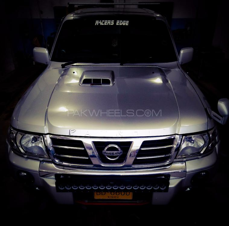 Nissan Safari - 1997  Image-1