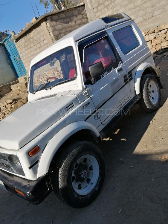 Suzuki Potohar 1995 Image-1