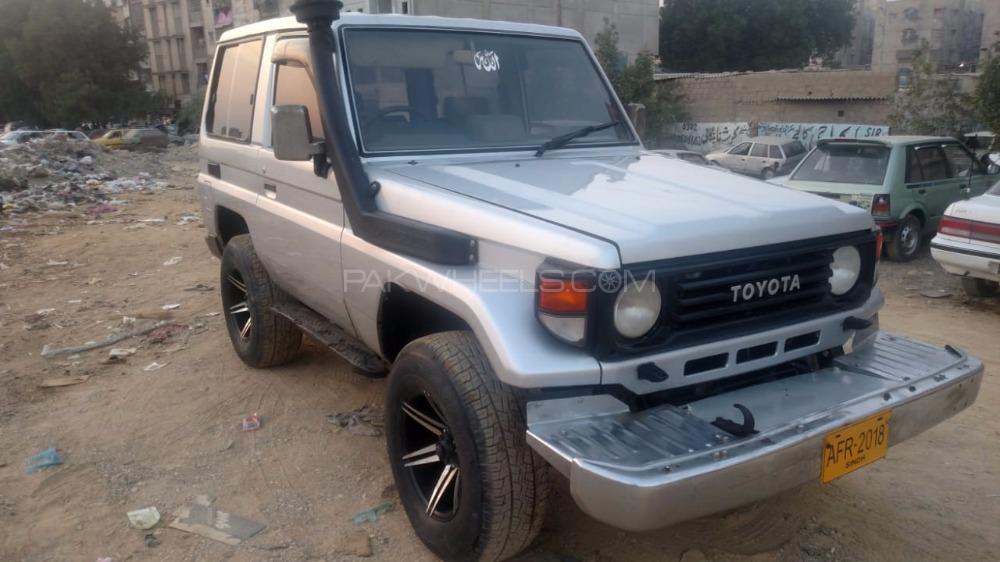 Toyota Land Cruiser - 1985  Image-1