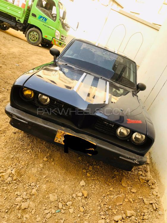 Toyota Mark II - 1990  Image-1