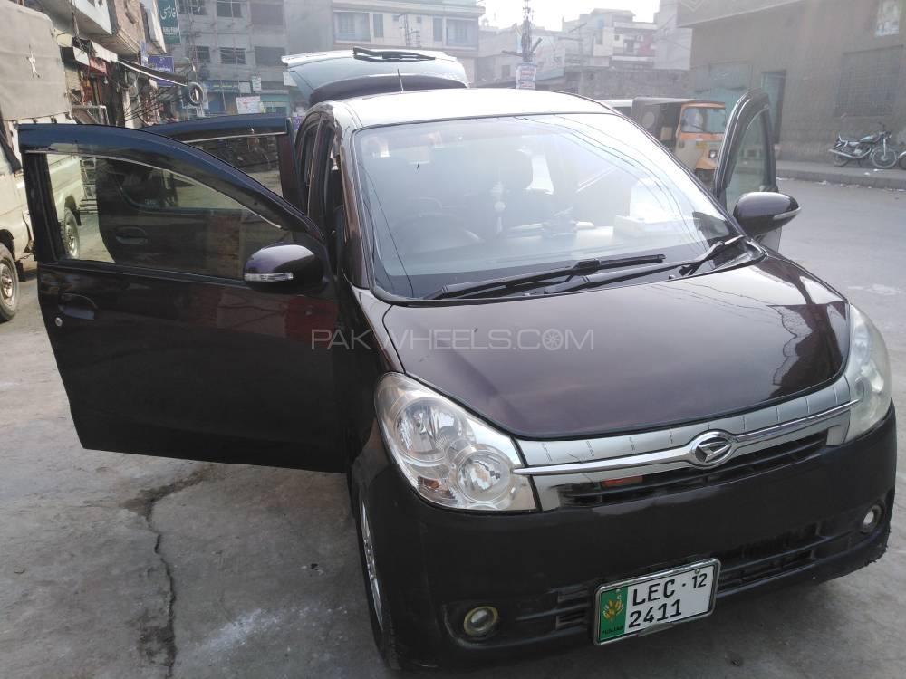 Daihatsu Mira Custom L 2010 Image-1