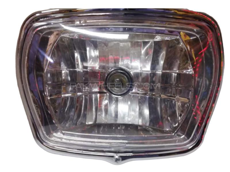 Head Light Assembly For Hi-Speed 70cc Image-1