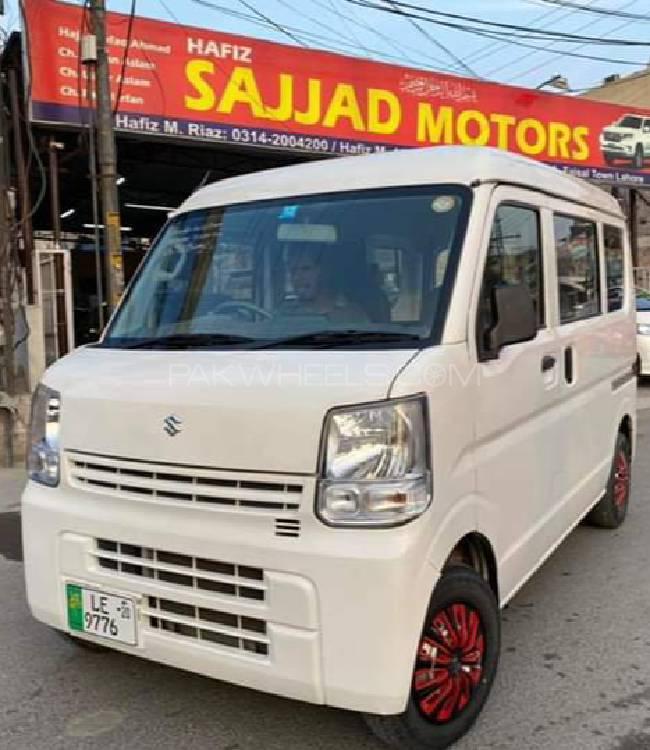 Suzuki Every PA 2015 Image-1