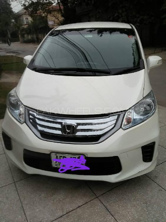 Honda Freed Hybrid G Honda Sensing 2012 Image-1