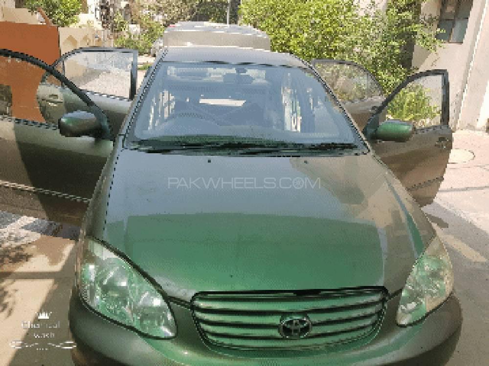 Toyota Corolla - 2002 corolla Image-1