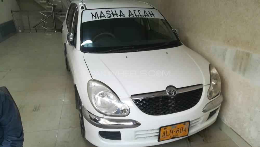 Toyota Duet X 2003 Image-1