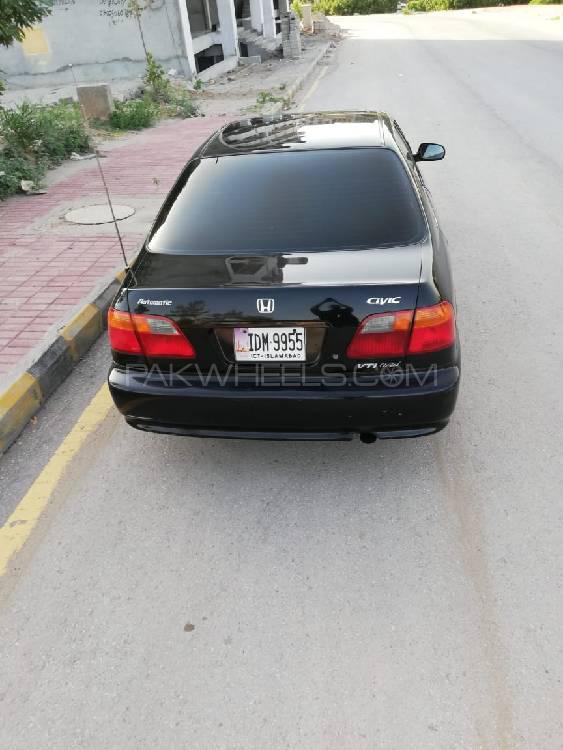 Honda Civic - 2000 Faisal Image-1