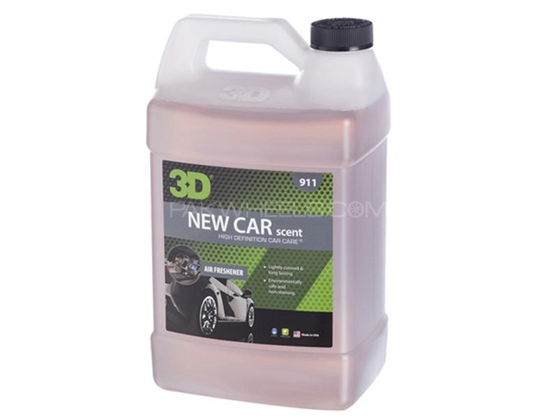 3D Air Freshener New Car Scent - 1 Gallon  Image-1