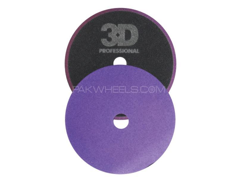 """3D Light Purple 5.5"""" Medium Polishing - 1 Pcs Image-1"""
