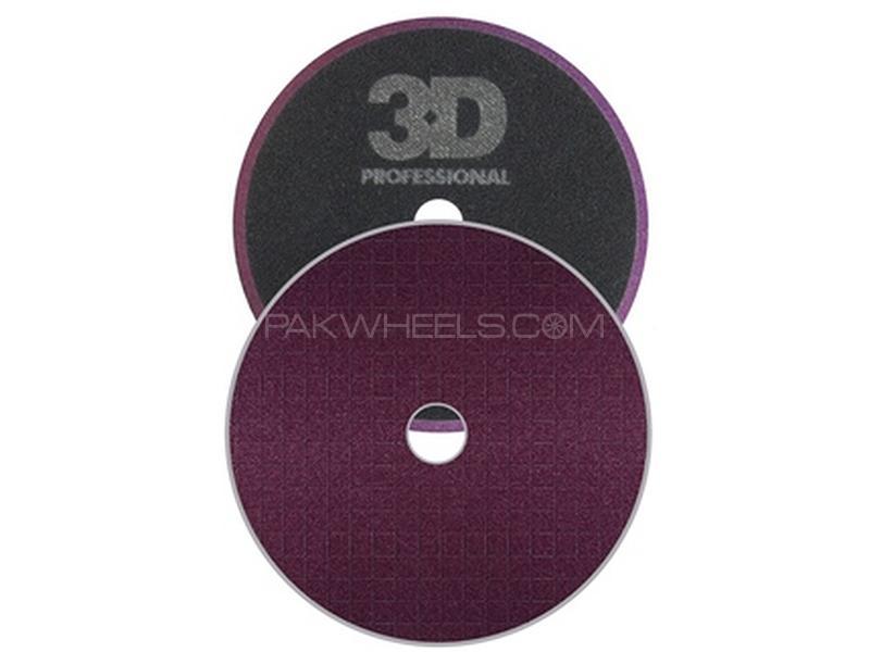 "3D Pad Dark Purple 5.5"" Heavy Correction - 1 Pcs Image-1"