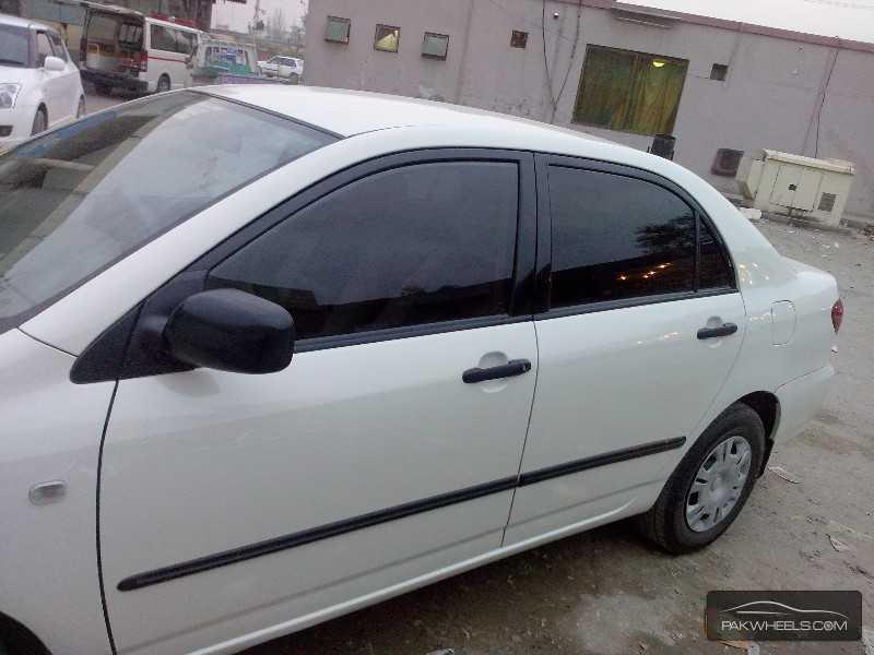 Toyota Corolla XLi 2008 Image-2
