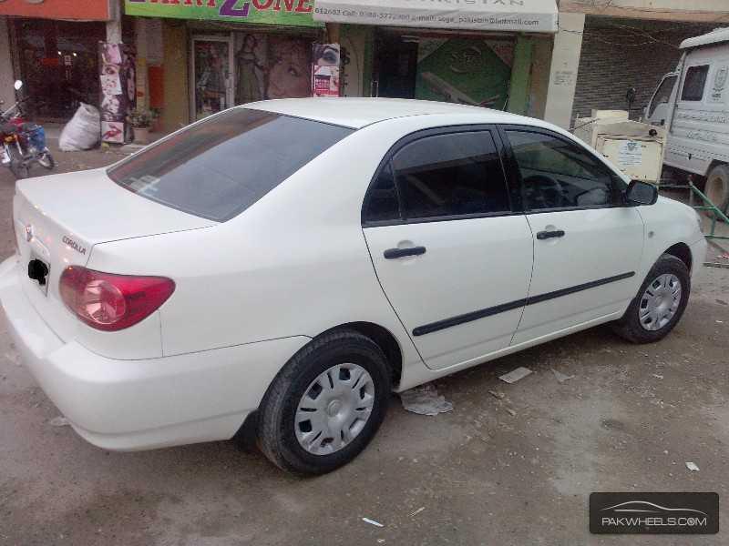 Toyota Corolla XLi 2008 Image-6