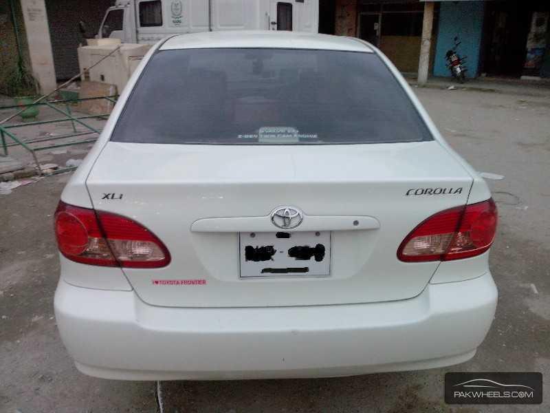 Toyota Corolla XLi 2008 Image-8