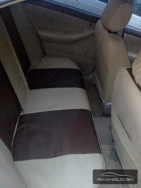 Toyota Corolla XLi 2008 Image-9
