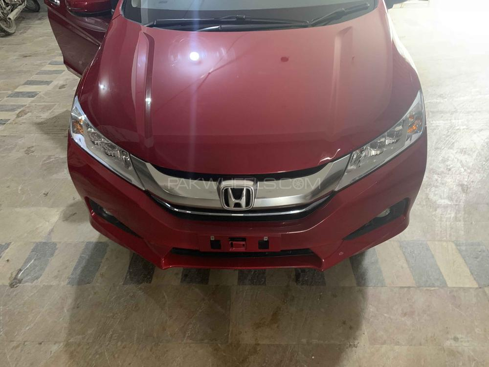 Honda Grace Hybrid - 2019 Ahmed Image-1