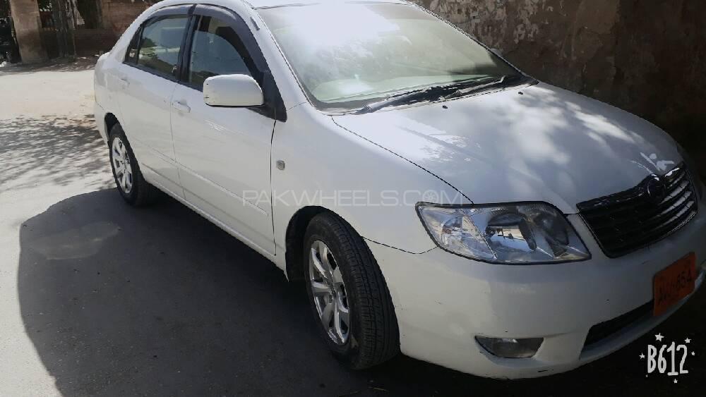 Toyota Corolla - 2006 Benzee Image-1