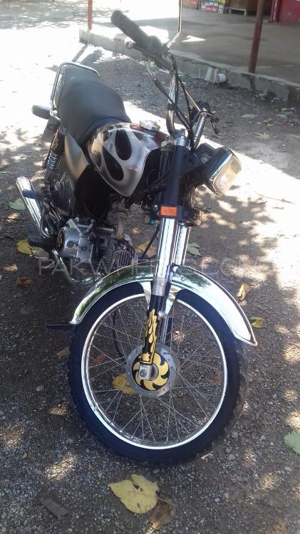 ZXMCO ZX 70 City Rider 2016 Image-1