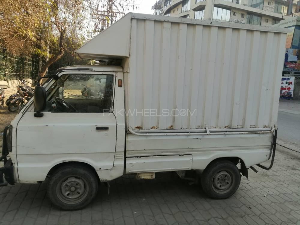 Suzuki Ravi PICKUP STD VX 2008 Image-1