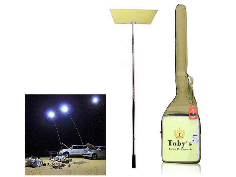 Travelling Camping Light Toby Sanara 8800 Watt - Large Image-1