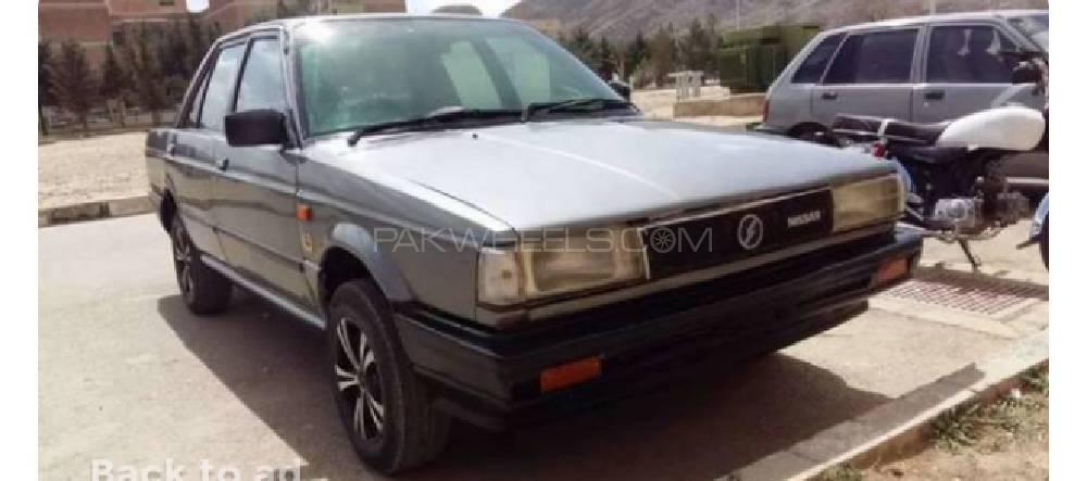 Nissan Patrol 1988 Image-1