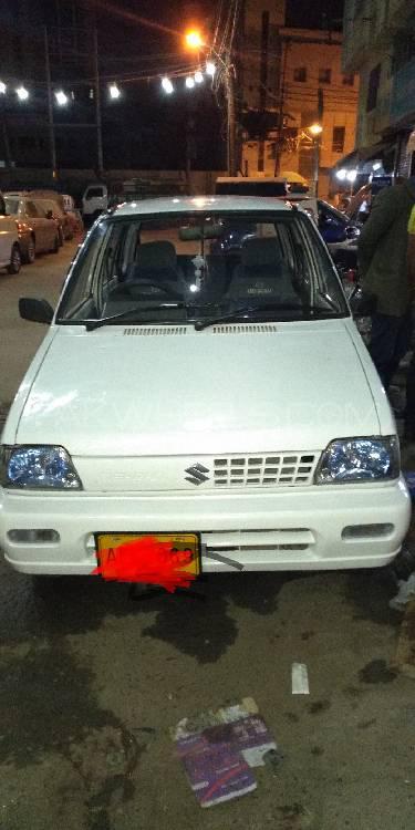 Suzuki Mehran VXR 2002 Image-1
