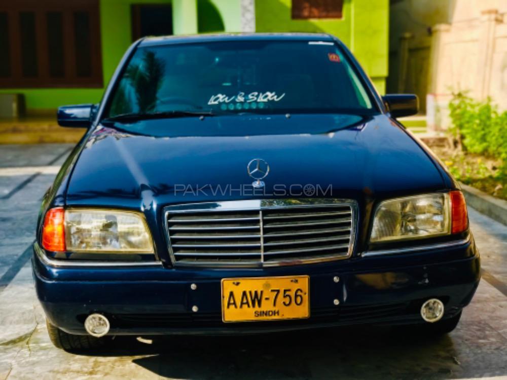 Mercedes Benz C Class - 1995  Image-1