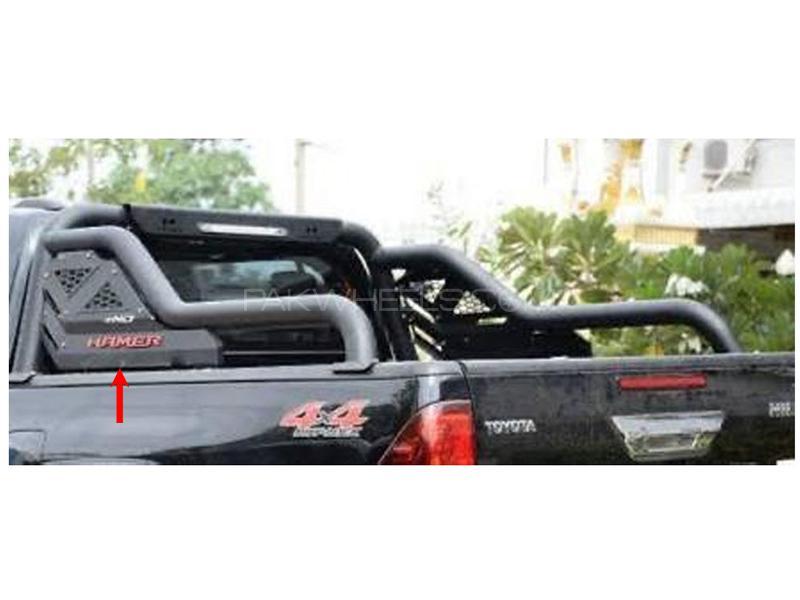 Toyota Hilux Vigo Hamer Roll Bar HR-1801 - Made In Thailand in Karachi