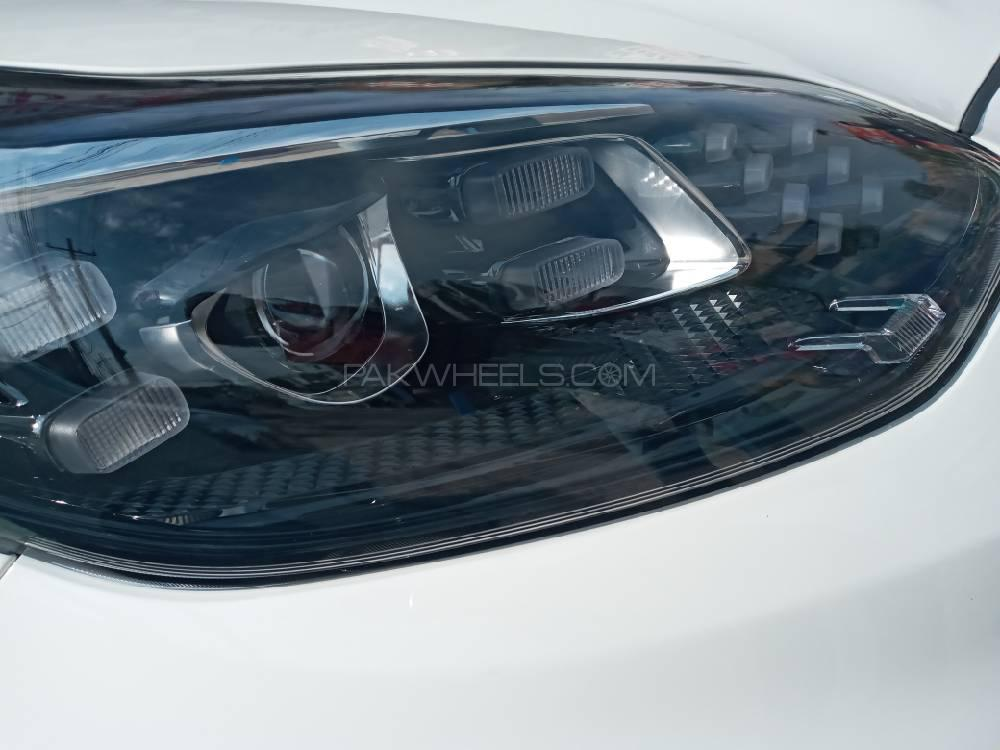 KIA Sportage 2.0 EX 4x4 Automatic 2020 Image-1