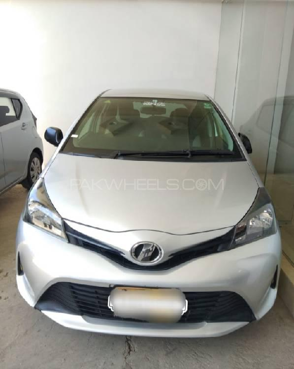 Toyota Vitz F Chambre A Paris Collection 1.0 2014 Image-1