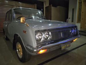 Toyota Corona - 1969