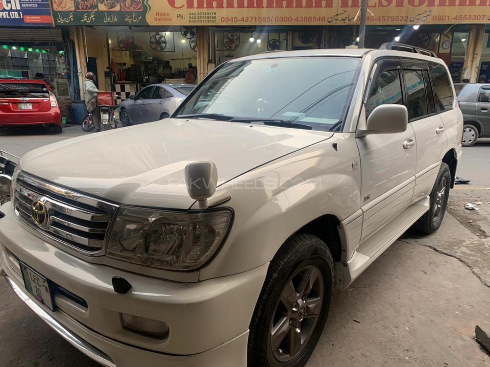 Toyota Land Cruiser Amazon 4.2D 1998 Image-1
