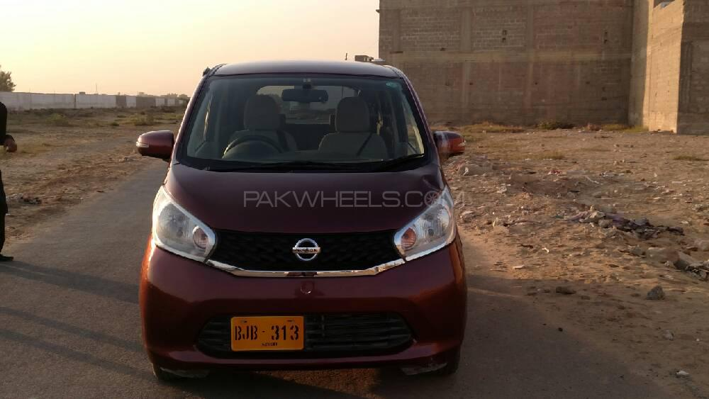 Nissan Dayz - 2013  Image-1