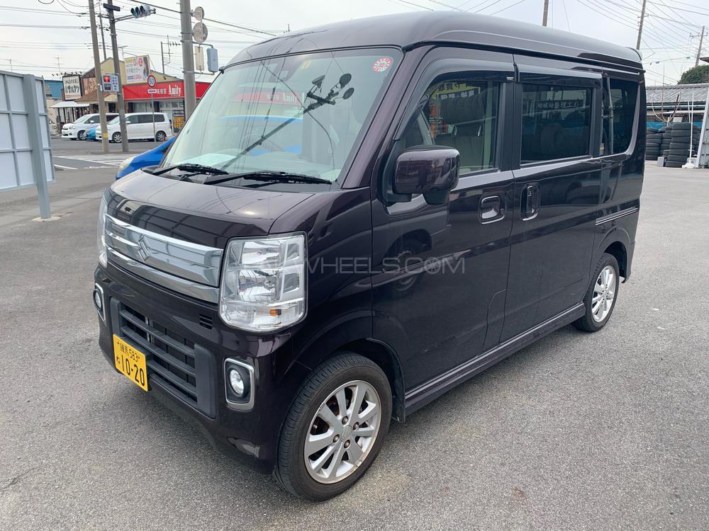 Suzuki Every Wagon PZ Turbo Special 2015 Image-1