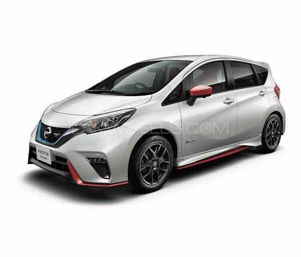 Nissan Note - 2017  Image-1