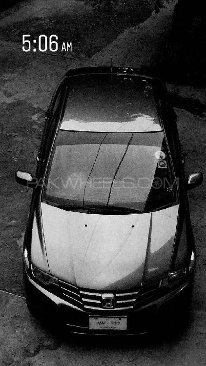 Honda City - 2014 CITY Image-1
