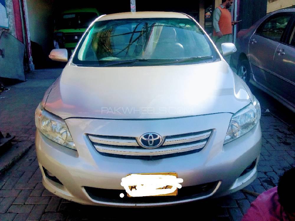 Toyota Corolla 2.0D Saloon 2010 Image-1