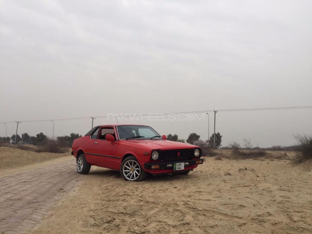 Datsun Cherry - 1982  Image-1