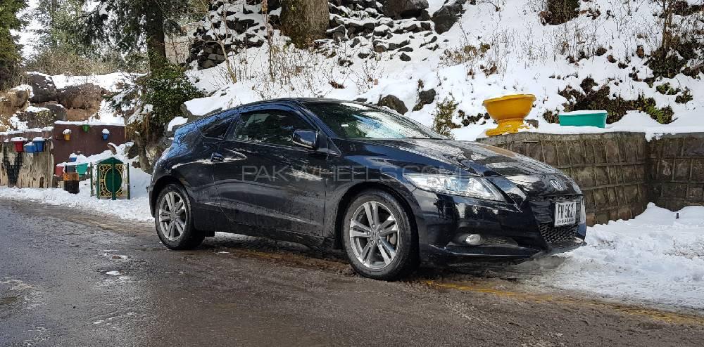 Honda CR-Z Sports Hybrid - 2012 Zee Image-1