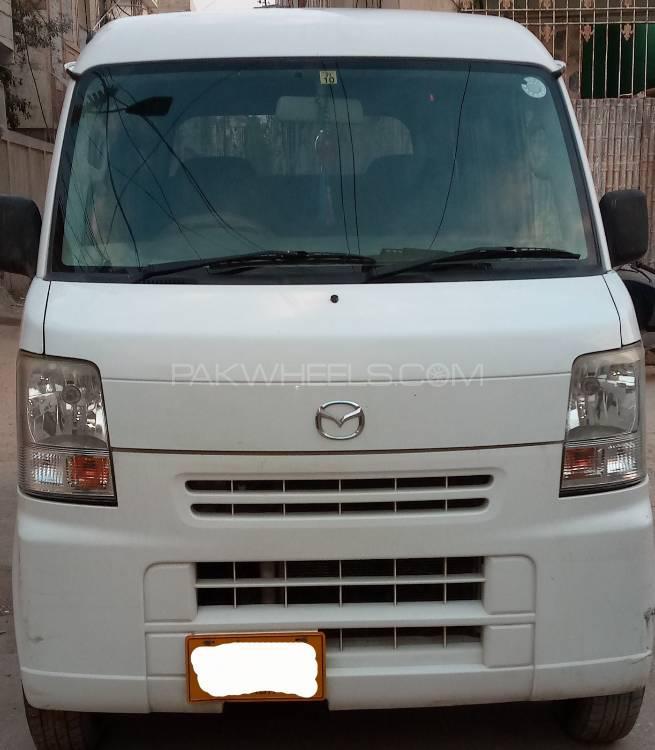 Mazda Scrum 2011 Image-1