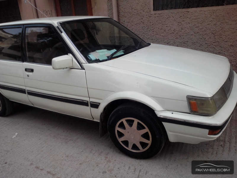 Used Toyota Corolla 1986 Car For Sale In Islamabad