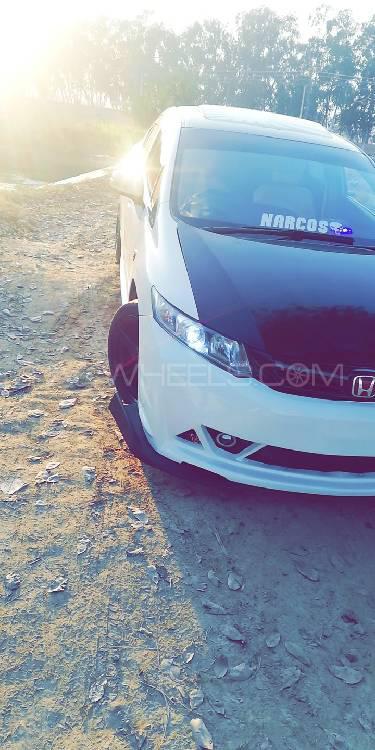 Honda Civic - 2014 NARCOS Image-1