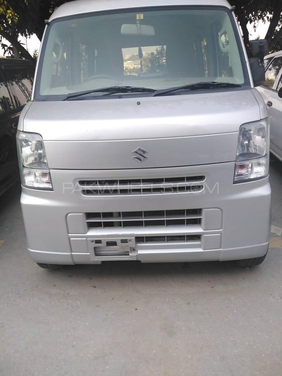 Suzuki Every Wagon JP 2014 Image-1