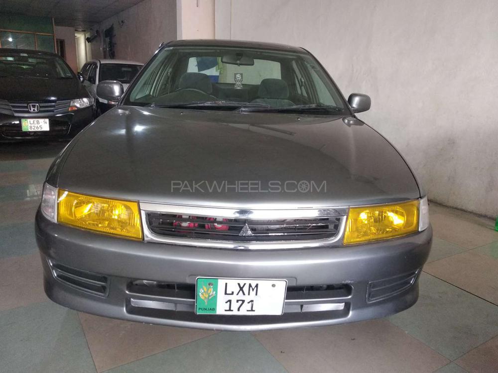 Mitsubishi Lancer GLX Automatic 1.3 1999 Image-1