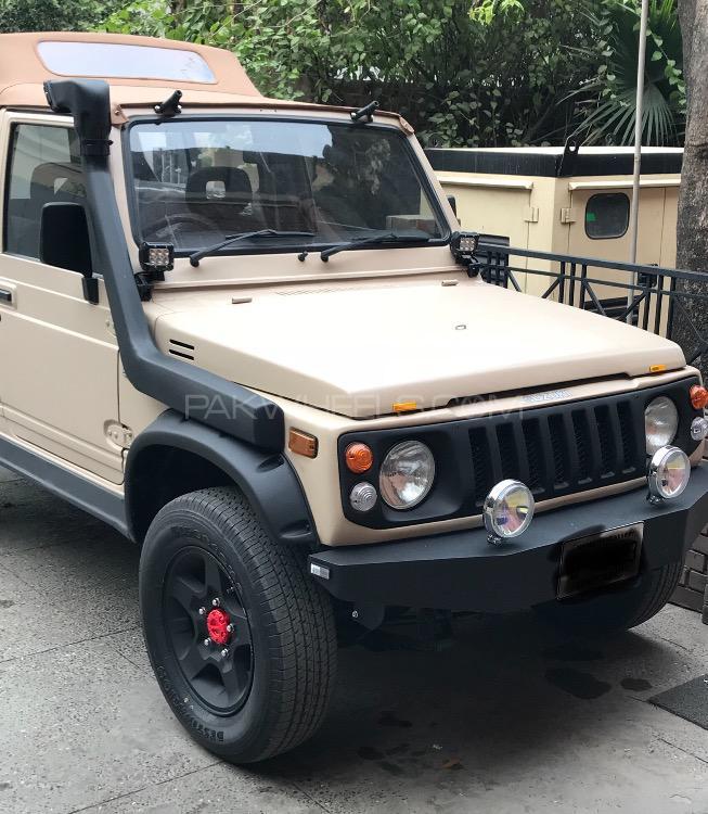 Suzuki Sj410 - 1993  Image-1